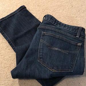 Gap straight leg jeans